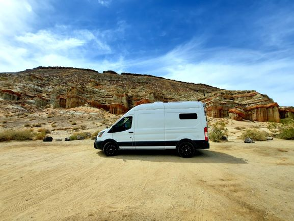 Red Rock Canyon State Park 1