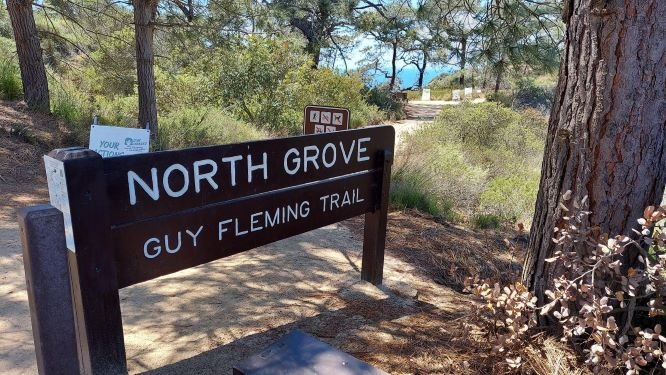 Torrey Pines Pay Guy Flemming Trail